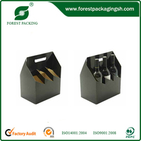 CUSTOMIZED STRONG 6 PACK BOTTLE CARRIER FP600001