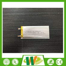 2017 hot selling high speed The latest model 456080 polymer li-ion battery for drilling