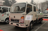 cargo mini truck 3000kg cargo truck sinotruk china supplier