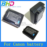 BP-709 For canon digital camera lithium battery