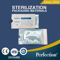 medical packaging pouch autoclave instant sealing sterile pouch