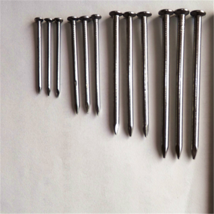 2016 New products iron wire nails for construction usage iron nails