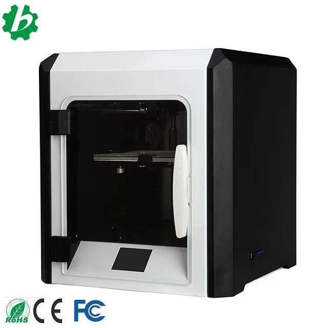 Bairen R200 industrial jewelry model digital print machine 3D <strong>printer</strong> for hot sale 2018