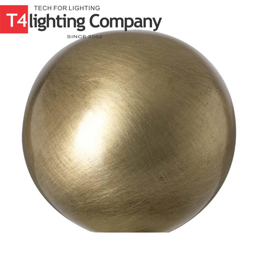 Metal Ball Lamp Shade: Antique Metal Brass Ball Cheap Lamp Shade Finial