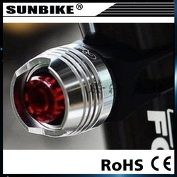 strong silicone mini bike light
