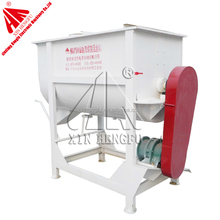 detergent powder Horizontal Single Shaft Ribbon Mixer/Horizontal double Screw Ribbon Mixer