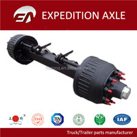 Factory Directly Supply Truck Trailer Semi-trailer Spare Parts Axle