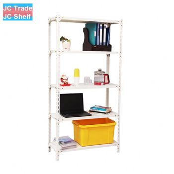 High Density Multi Level Angle Steel Rack Shoe Racks