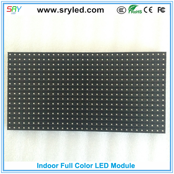 SRYLED 4scaning High Quality ali export company p10 indoor rgb smd led module 160x320mm made in China