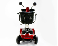 4 wheel 1 seat mobility electric scooter for adults