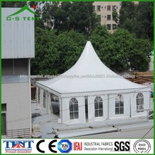 China fabricante carpa tieda para exhibición