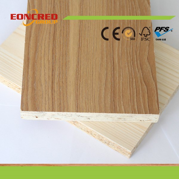 18mm waterproof particleboard for furniture usage buy for Particle board laminate finish