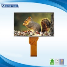 8.0 INCH TFT lcd module with touch panel and 800*600 dots and 50 pin