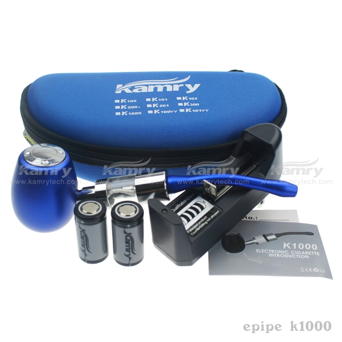 Ecig 2014 vaporizer k1000 machine new product, the most popular epipe e cigarette