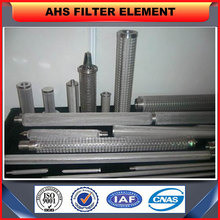 Polymer Candle Melt Filter Element