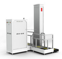 X-ray Inspection Systems whole body scanner with Privacy Protection