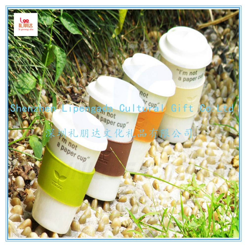 Wholesale travel silicone coffee cup sleeve, silicone rubber coffee cup sleeve, silicone coffee cup sleeve band for cup