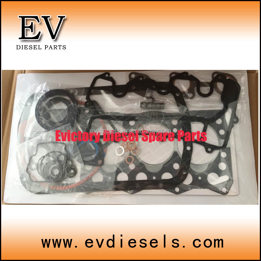 LL380B LL480B LL385B engine gasket kit full complete overhaul
