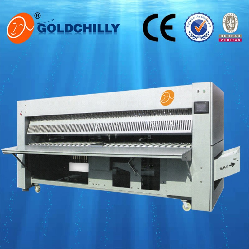 various Laundry equipment,Dry Cleaning Shop sheet Folding Machine