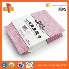 Online shopping gravure printing biodegradable tea bag with CMYK printing and wholesale price