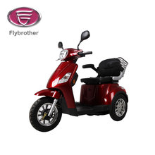 battery power strong big wheel electric scooter