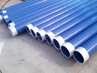 Design hotsell external epoxy coating steel pipe for natural gas