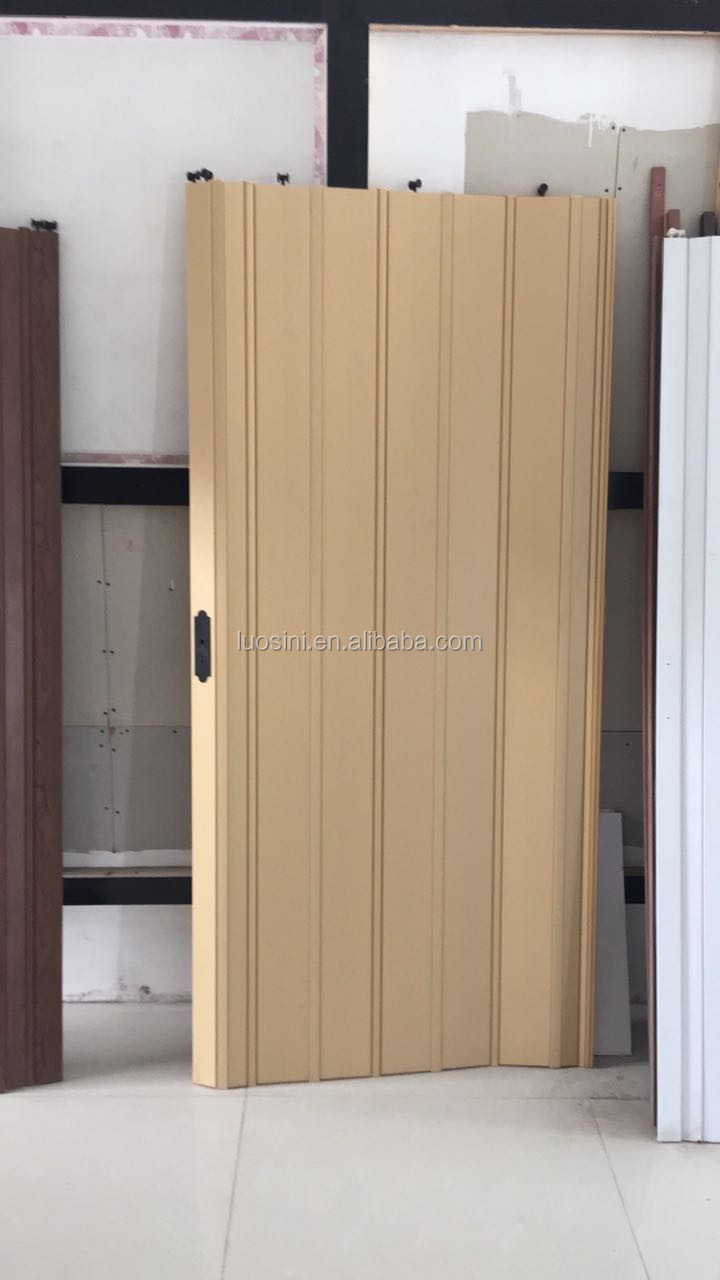 New Design Pvc Kitchen Cabinet Door Pvc Interior Door Pvc Bathroom Plastic Door Buy Pvc