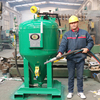 High quality Automotive Stripping HL1500 abraive blasting machine