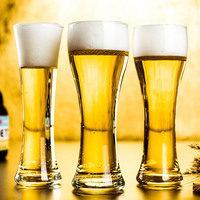 Hot selling mexican glass beer mugs