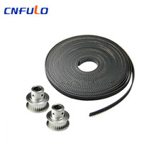 high quality GT2 timing belt open width 6mm special for 3D printer