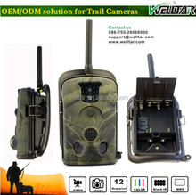 5210MG MMS Night Vision Trail Camera With SMS Remote Control Function Enable User To Change Setup Via Mobile With Instructions