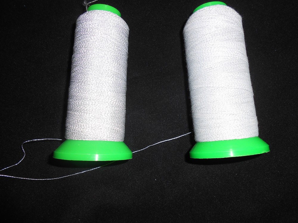 durable high visible 150D nylon 3m reflective sewing thread