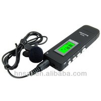 The digital voice recorder pen telephone voice recorder DVR-116 built in microphone and speaker