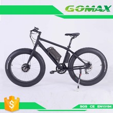 36V 250w Electric brushless hub Motor ebike 26*4.0 electric chopper fat bike