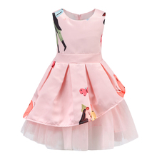 New arrival kids girls baby cotton frock design western dresses names photos