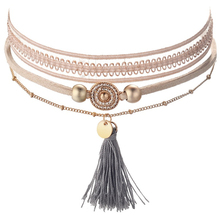 Hot sell European and American Gothic choker lace set short clavicle <strong>necklace</strong>