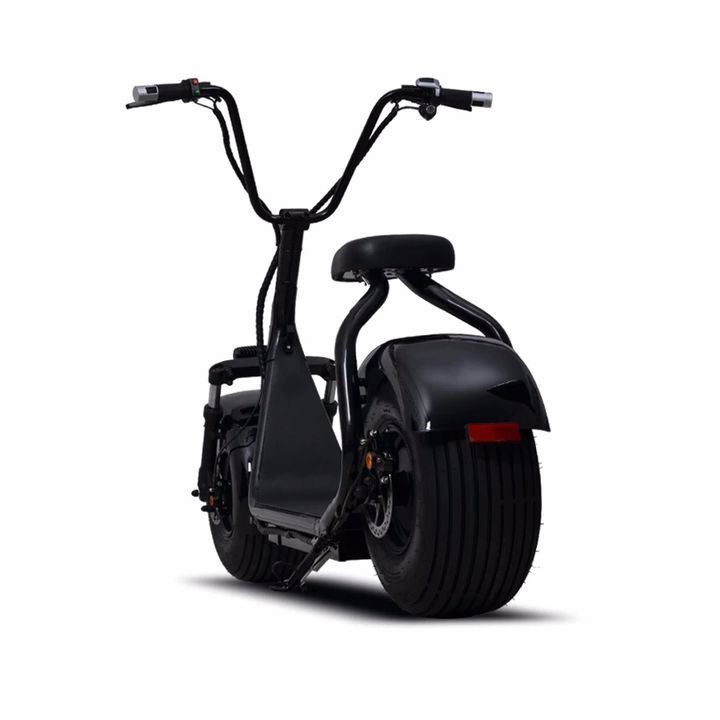 Dogebos 2 wheel city off road fat tyre 1000 watt electric bicycle citycoco/seev/woqu electric scooter 1000w citycoco scooter