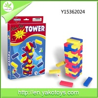 educational toy block tower building tower creative toys