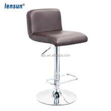 High quality chrome steel frame adjustable lab stool LS-11073