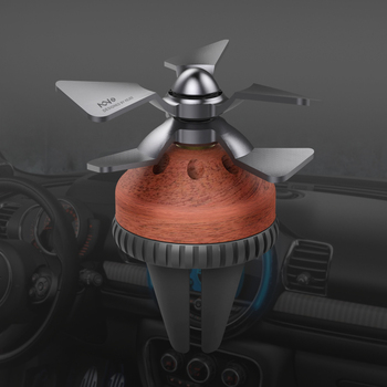 2018 New Auto Vehicle Fragrance Unique Car Air Freshener Aroma Diffuser