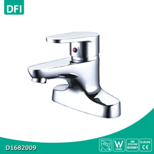 New fashion single handle brass basin mixer for lavatory with good quality