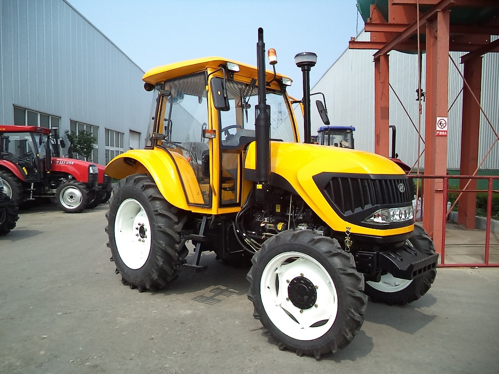 agricultural tractor ENFLY DQ754 75hp 4X4