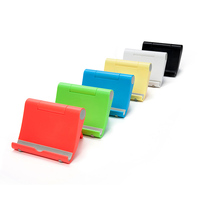 funny cell phone accessory display stand for desk