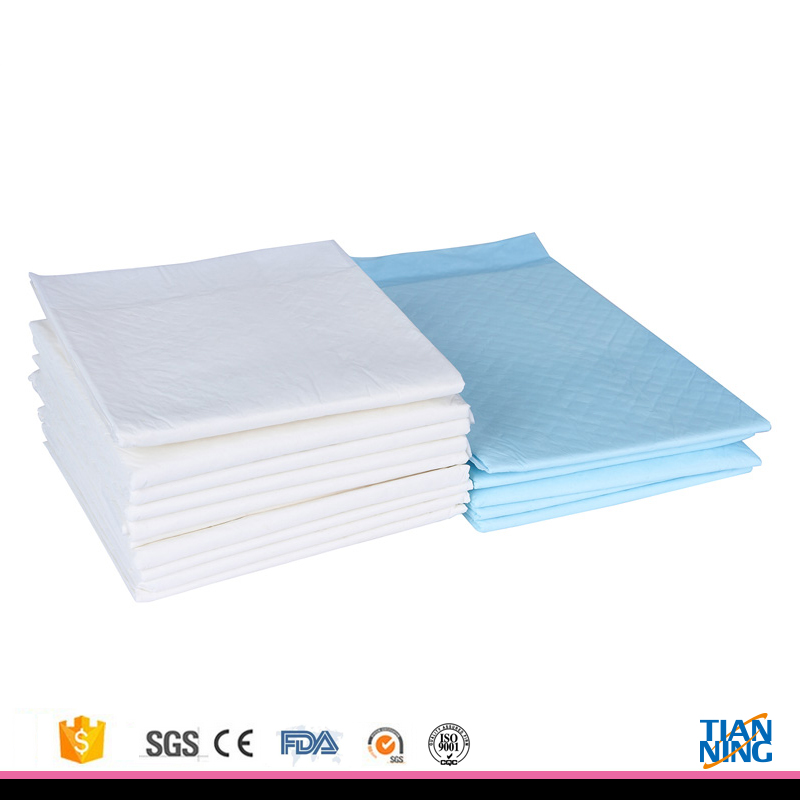 Personal hospital products disposable super absorption adult underpads