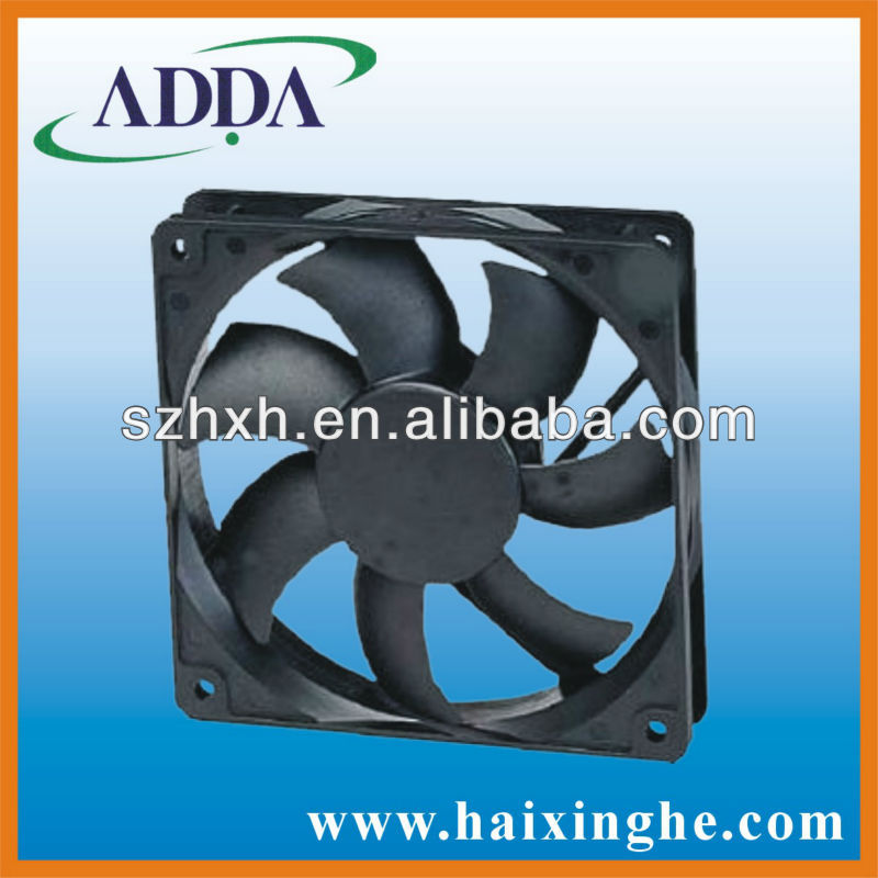 LED 120x120x25mm DC Computer Cooling CPU Fan
