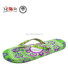 Promotional PE Men Flip Flops EVA material slipper