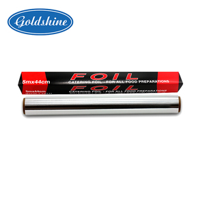 Different catering household aluminum foil in roll