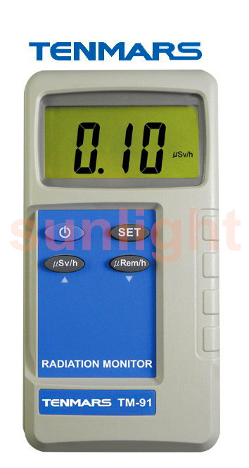 TM-91 Nuclear Radiation Monitor, Beta/Gamma/X-ray Monitor