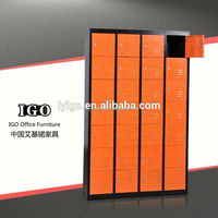 IGO-029 Shoe storage 28 Door Mini Steel Locker