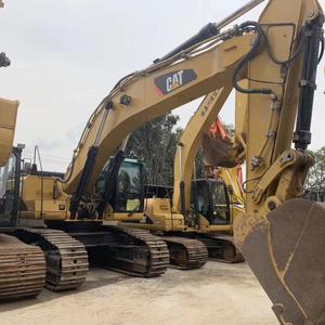 Used Caterpillar excavator 349D CAT 349D ORIGINAL FROM JAPAN